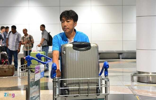 Ngày 23/3, thầy trò HLV Miura di chuyển thẳng sang Malaysia để chuẩn bị cho vòng loại U23 châu Á.