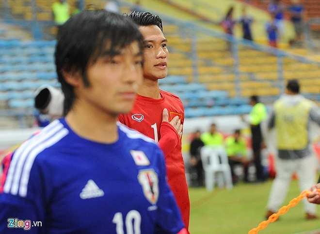 Vượt qua chủ nhà Malaysia, U23 Việt Nam đặt quyết tâm giành kết quả có lợi nhất trước đối thủ mạnh U23 Nhật Bản. (Zing.vn)