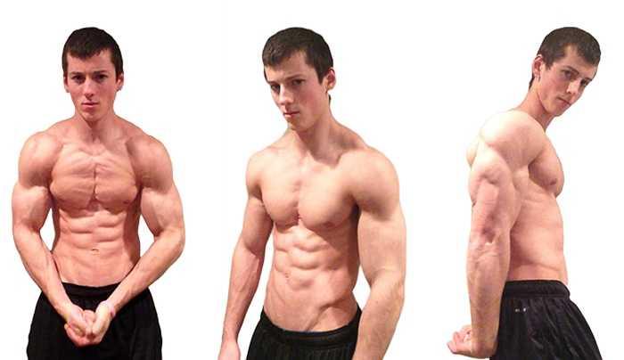 Ngay trong lúc điều trị ung thư,  Zach Zeiler đã quyết tâm tập luyện, mỗi  ngày anh giành ít nhất 2 tiếng thể tập thể dục và tập tạ