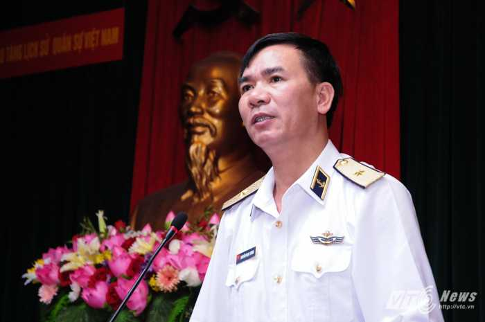 Phó Chính ủy Quân chủng Hải quân, Chuẩn Đô đốc Nguyễn Ngọc Tương