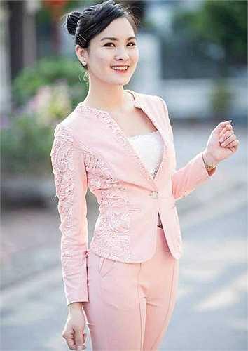 Cô bạn xinh xắn này là Nguyễn Phương Thu (1993), biệt danh Thu Mèo, đến từ Việt Trì - Phú Thọ.