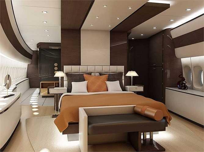Thậm chí, thiết kế sang trọng và gọn gàng này còn được đánh giá là vượt xa nhiều khách sạn trên thế giới