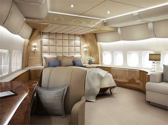 Tưởng tượng cảm giác nghỉ dưỡng tuyệt vời ngay khi đang bay ở độ cao hàng nghìn mét