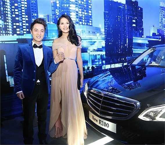 Đăng Khôi sở hữu một chiếc Mercedes có giá khoảng 3 tỷ đồng.