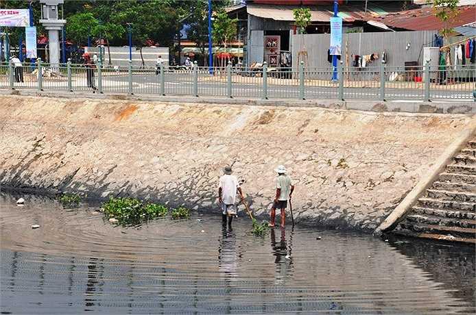 Từ bây giờ người Sài Gòn có thể đi tập thể dục, vui chơi ven kênh Tân Hóa - Lò Gốm.
