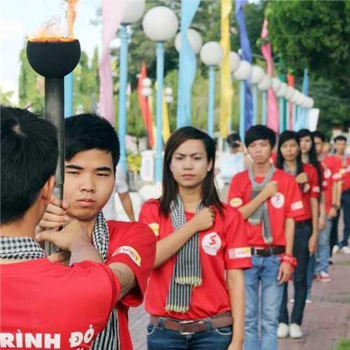 Tuyển thành viên tham dự Hành trình đỏ