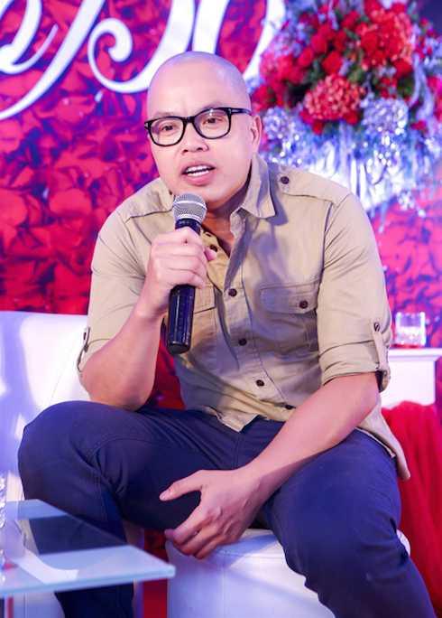 Vũ Ngọc Đãng hào hứng khi làm phim điện ảnh về chân dài nhiều thị phi nhất showbiz Việt.