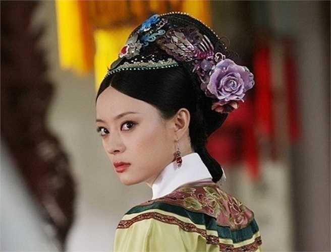 Trong phim, cô thể hiện xuất sắc nhân vật Chân Hoàn - một cô gái trong sáng không màng danh lợi trở nên tàn nhẫn để tự cứu bản thân trong chốn hậu cung tàn khốc.