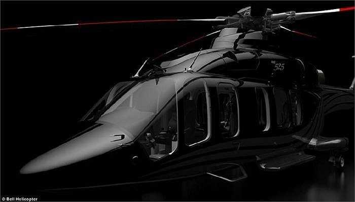 Fred Hees, Giám đốc điều hành của BBM Inc - công ty sẽ mua sản phẩm máy bay này nói: .Bell 525 là sự kỳ diệu của công nghệ hiện đại, cung cấp tiện ích vượt trên mong đợi.