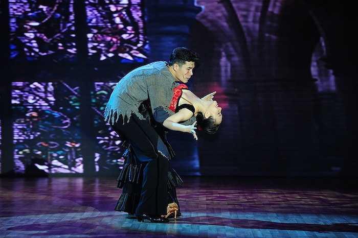 Cùng ngắm thêm những hình ảnh đẹp tại Vietnam Cup Showdance Championship: