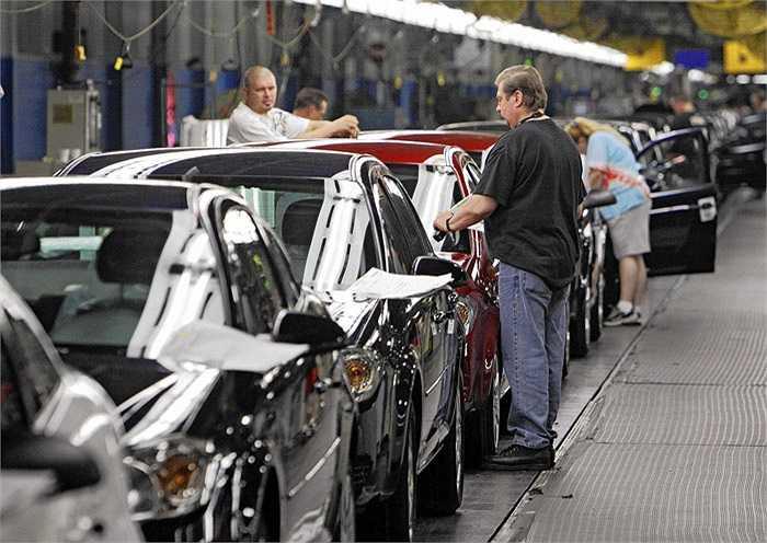 """General Motors bị kiện, Toyota chịu phạt cả tỷ USD…, xe lỗi hàng loạt đang là vấn đề khiến nhiều hãng xe phải """"khóc""""."""
