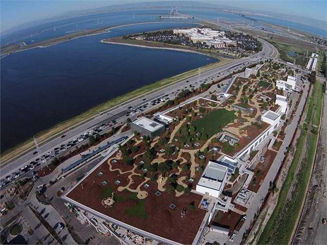 Trụ sở rộng lớn của Facebook được kiến trúc sư Frank Gehry thiết kế sẽ đi vào hoạt động vào tuần tới và đây được coi là một tòa nhà hiện đại bậc nhất thế giới