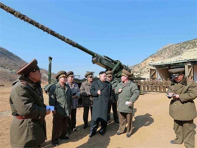 Triều Tiên được cho là luôn sẵn sàng chống lại mọi kẻ thù