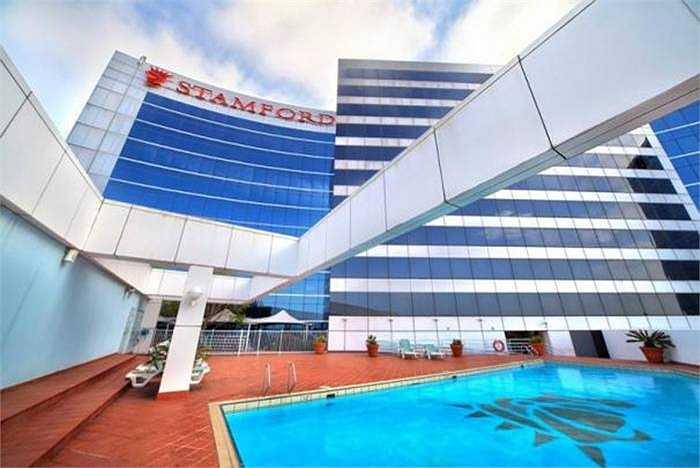 Khách sạn sân bay tốt nhất Australia và Châu Đại Dương: Stamford Plaza Sydney. Đây là khách sạn sân bay tốt nhất khu vực này kể từ năm 2012