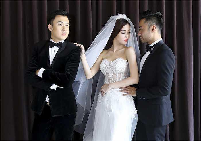 Hiện tại, Dương Triệu Vũ và ê kíp đang gấp rút hoàn thành sản phẩm và dự kiến sẽ ra mắt MV 'Ngày gặp lại' vào ngày 11/04 tới.  (Trung Ngạn)