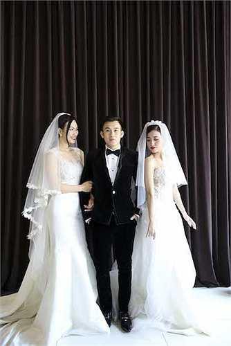 Ngoài đảm nhận nhân vật chính trong MV, Dương Triệu Vũ còn mời diễn viên Mai Hồ, VJ Dustin Nguyễn và gương mặt mới Phương Anh Đào tham gia diễn xuất chung.