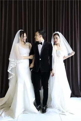 Khi một số hình ảnh hậu trường được tiết lộ, khoảnh khắc Dương Triệu Vũ làm chú rể bảnh bao bên 2 cô dâu xinh đẹp hứa hẹn sẽ mang tới cho công chúng một sản phẩm ấn tượng và đặc sắc.