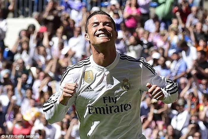 Tính tổng cộng suốt sự nghiệp, Ronaldo đã ghi 417 bàn vào lưới 82 CLB khác nhau