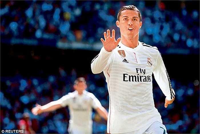 Chủ nhân 3 Quả bóng vàng FIFA còn lập được tổng cộng 31 hat-trick trong suốt sự nghiệp thi đấu