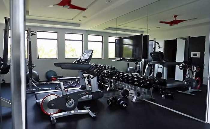 Phòng tập thể dục
