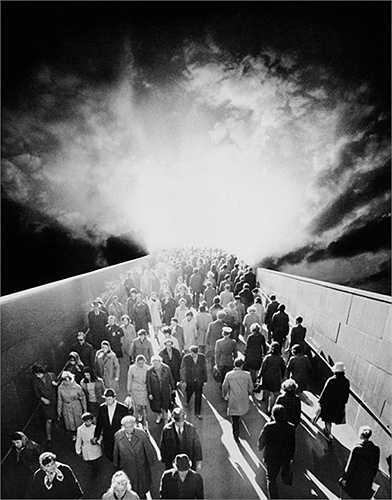 'Lối đi', Wilhelm Mikhailovsky, 1965.