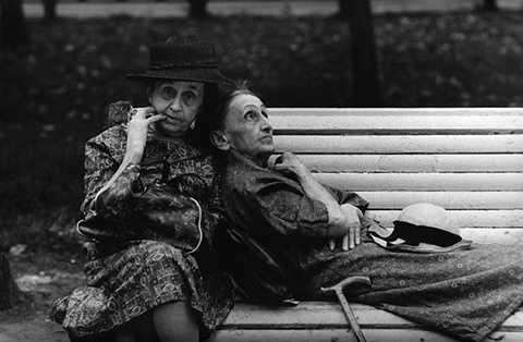 'Chiếc ghế tuổi thanh xuân', Andrei Knyazev, 1970.