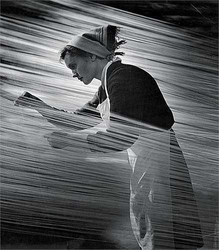 Nhịp điệu của lao động', Matorin Nikolai, 1960.