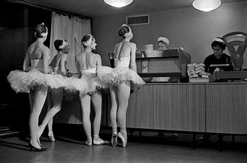 'Thiên nga', Evgheny Umnov, 1963.