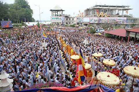 Đà Nẵng, Ngũ Hành Sơn, Lễ vía bà, Quán Thế Âm, Lễ hội, khách thập phương