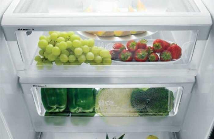 Thường xuyên vệ sinh tủ lạnh: Làm sạch tủ lạnh thường xuyên, tránh tồn đọng quá nhiều thức ăn trong tủ lạnh khiến nhiệt độ lạnh không đảm bảo, thức ăn dễ bị hư hỏng. Việc làm sạch này sẽ giúp hủy đi môi trường sống của các tác nhân gây hại cho sức khỏe gia đình.