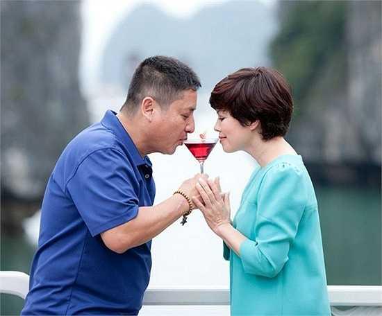 Việc Chí Trung - Ngọc Huyền giữ được ngọn lửa yêu thương trong 30 năm chung sống là điều không phải cặp vợ chồng nghệ sĩ nào cũng làm được. Nguồn: Zing
