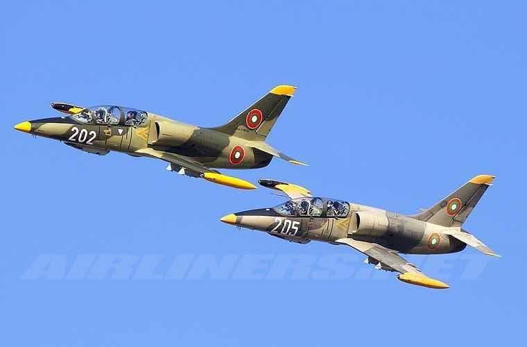 Không quân Bulgaria hiện có trong biên chế 12 chiếc L-39ZA – biến thể nâng cấp của L-39 tập trung tăng cường cho nhiệm vụ chiến đấu.