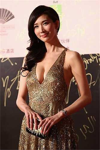 Ở tuổi 41, người đẹp họ Lâm vẫn khiến nhiều người trầm trồ vì vẻ ngoài trẻ trung, xinh đẹp.