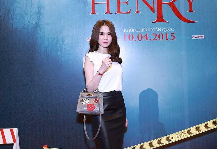 Ngắm Ngọc Trinh, Linh Chi, cùng dàn nghệ sỹ góp mặt trong lễ ra mắt phim Thám tử Hên - ry.