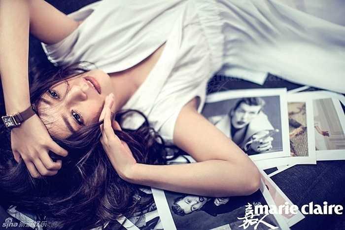 Đánh giá về tài sản, Triệu Vy đang là nghệ sỹ giàu nhất nhì showbiz.