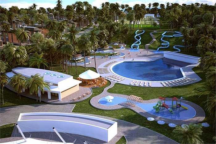 Không giống với các dự án nghỉ dưỡng khác tại Việt Nam, ALMA tập trung vào dịch vụ sở hữu kỳ nghỉ. Theo đó, chủ sở hữu kỳ nghỉ có thể tham gia vào cộng đồng trao đổi kỳ nghỉ trên toàn thế giới.