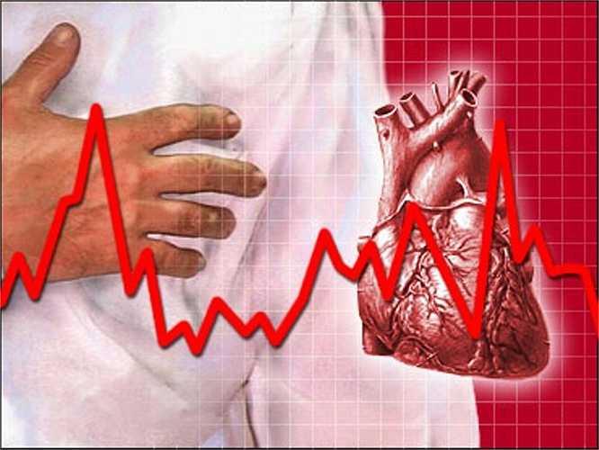 Uống nhiều rượu, nhất là nghiện rượu, sẽ làm cho các tiểu cầu trong máu có khuynh hướng tạo thành cục máu đông, là nguyên nhân dẫn đến bệnh nhồi máu cơ tim và tai biến mạch máu não.