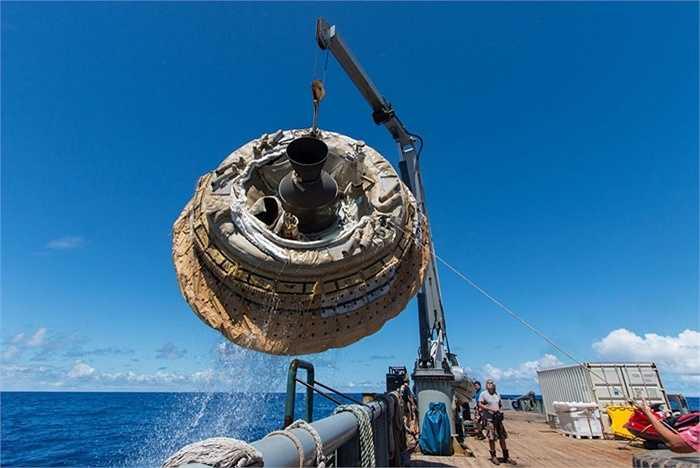 Các bài kiểm tra công nghệ, khả năng vận chuyển hàng hóa nặng của tàu vũ trụ khi đổ bộ an toàn lên sao Hỏa hoặc các thiên thể khác đang gấp rút được thực hiện. (An Trần)