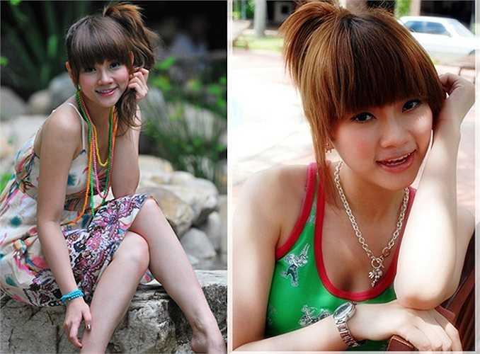 Đầu những năm 2000, cô nàng có vẻ ngoài xinh xắn, dễ thương Thu Thủy là một cái tên 'mới toanh' trong làng nhạc Việt khi tham gia nhóm Mây Trắng, H.A.T.