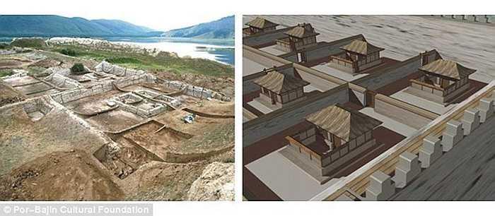 Các nhà khoa học cho rằng, công trình này có thể do người Duy Ngô Nhĩ xây dựng