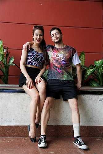 Trong Liveshow cuối của chương trình, Diệp Lâm Anh sẽ thể hiện mình trong hai hình ảnh đối lập nhau.