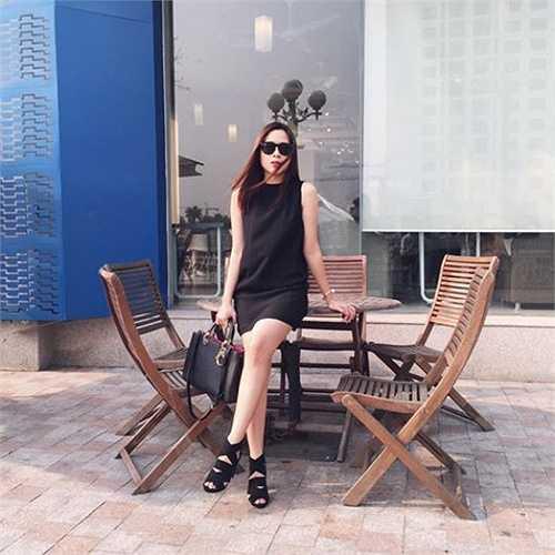 Phong cách thời trang ấn tượng của Lưu Hương Giang.
