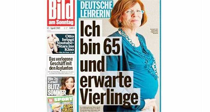Lần mang thai này, bà Annegre vẫn rất khỏe mạnh và chưa hề gặp biến chứng gì lớn về sức khỏe. Nếu mọi chuyện diễn ra tốt đẹp, bà sẽ lâm bồn vào mùa hè này.