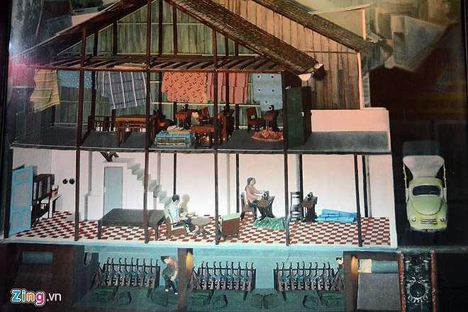 Để chuẩn bị cho kế hoạch tổng tiến công và nổi dậy Tết Mậu Thân 1968, Bộ chỉ huy Phân khu 6 chỉ đạo lực lượng biệt động xây dựng các hầm bí mật trong nội thành để giấu vũ khí và ém quân. Đầu năm 1967, ông Trần Văn Lai (Năm Lai), cán bộ quân sự mua căn nhà này theo sự thống nhất với ông Nguyễn Văn Trí - chỉ huy, chính trị viên đơn vị Biệt động 159 (Quân khu Sài Gòn - Gia Định). Nhà có 2 mặt tiền trên 2 con hẻm nằm giữa đường Phan Đình Phùng (nay là Nguyễn Đình Chiểu) và Trần Quý Cáp (nay là Võ Vă