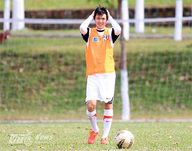 Sau giải đấu này, Tuấn Anh cùng đồng đội ở U19 Việt Nam có chuyến tập huấn dài ngày ở châu Âu. (Ảnh: Minh Trần)
