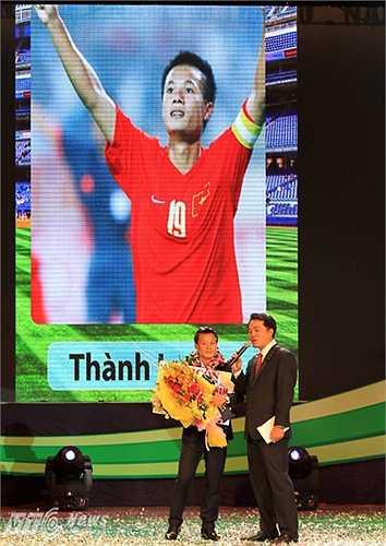 Phạm Thành Lương là cầu thủ thứ 3 sau Lê Huỳnh Đức và Lê Công Vinh lập hat-trick bóng vàng trong sự nghiệp.