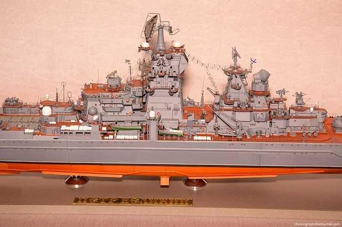 Xem thêm ảnh chụp cận cảnh chi tiết mô hình bằng giấy của Alexey Ryzhov (Thái Anh)