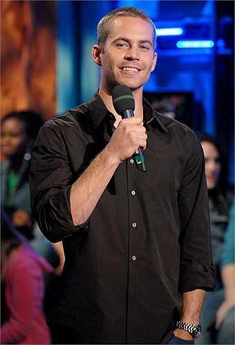 Nụ cười trìu mến của Paul tại show Fuse's Daily Download ở New York năm 2006. (Nguồn: Dân Việt)