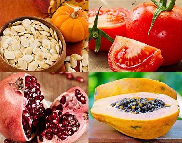 Trái cây và rau quả: Để hoa quả tươi lâu, có rất nhiều hóa chất đã được sử dụng. Vì vậy khi sử dụng trái cây và rau quả bạn cũng cần mua có chọn lọc.