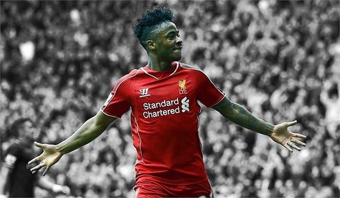 Sterling vừa từ chối bản hợp đồng trị giá 150.000 bảng/tuần với Liverpool. Người ta cho rằng đích đến tiếp theo của cầu thủ trẻ này có thể là dải ngân hà Real Madrid